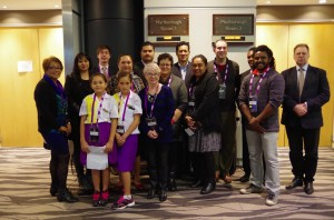 Participants in the PacINET@NetHui2015 programme, Auckland, NZ
